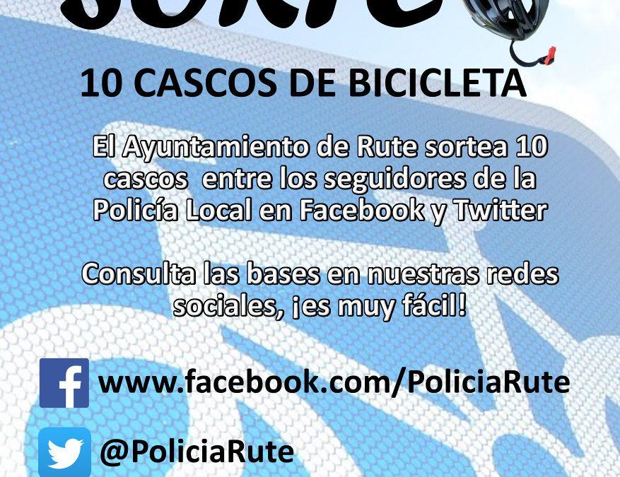 Campaña de uso del casco en bicicleta 1