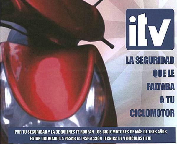 ITV Ciclomotores (Mayo 2015) 1