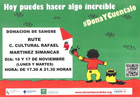Donación de sangre (Noviembre 2015) 1