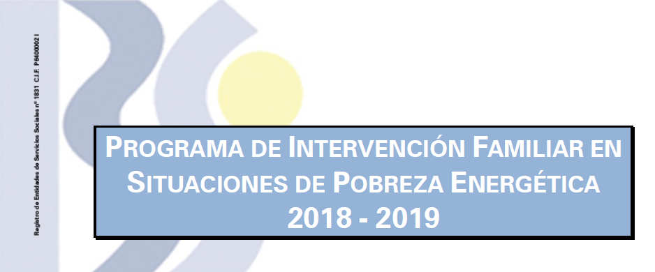 Programa Pobreza Energética 2018-2019 1