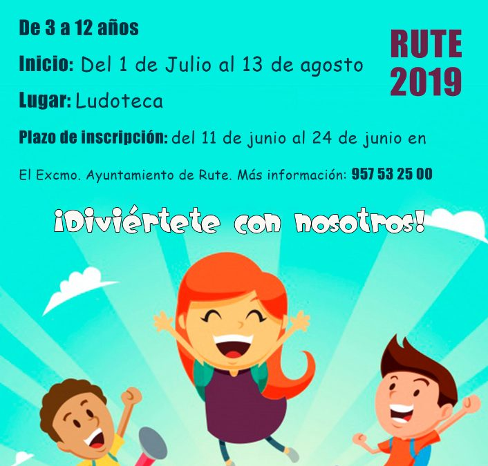 Escuela Municipal de Verano (2019) 1