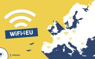 Instalación de puntos WiFi de acceso gratuito a través del programa WiFi4EU