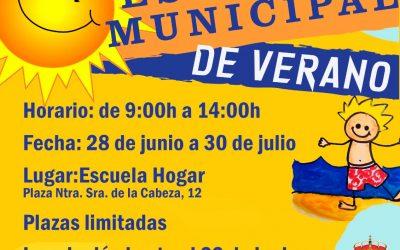 Escuela Municipal de Verano (2021)