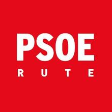 Logo psoe Rute