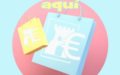 Campaña de bonos de descuento en el comercio local